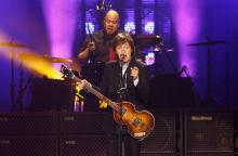 Ein Weltstar in Topform: Paul McCartney in Köln (Foto: dapd)