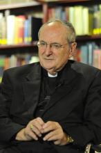 Kardinal Meisner (Foto: ddp)
