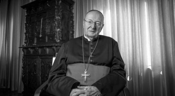 Kardinal Meisner wird Samstag im Dom bestattet