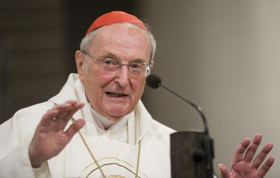 Kardinal Meisner (Foto: dapd)