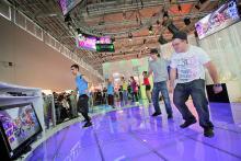 Diesen Microsoft-Stand wird es auf der Gamescom 2012 nicht geben. (Foto: gamescom)