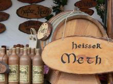 Historische Köstlichkeiten auf dem Mittelalterlichen Weihnahchtsmarkt (Foto:koeln.de)