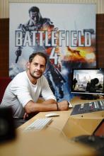 """Moritz Bleibtreu ist """"Battlefield 4""""-Fan. (Foto: EA)"""