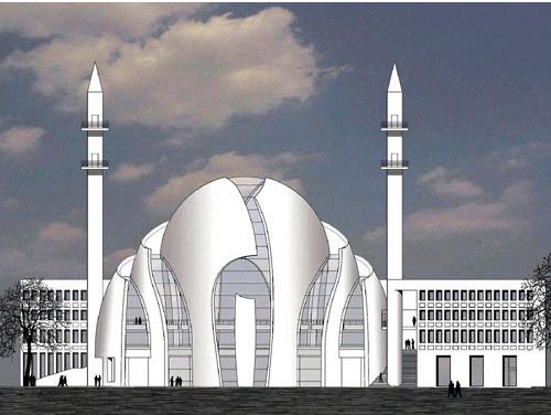 Minaretten in Deutschland!!!