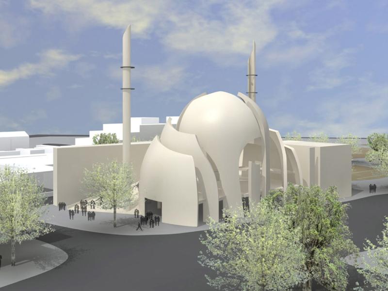 Architekten In Köln ditib kündigt moschee architekten böhm koeln de