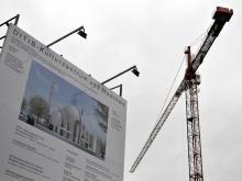 Im Mai 2012 soll die Moschee in Ehrenfeld eröffnet werden. ( Foto: dapd)