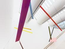 Der Eintritt zu den Sonderausstellungen im Museum Ludwig kostet Kölner und Nicht-Kölner ab 17 Uhr nur die Hälfte. (Joel Shapiro, Sonderausstellung Museum Ludwig 26.2.-25.9., Foto: Lothar Schnepf © VG Bild-Kunst, Bonn 2011)