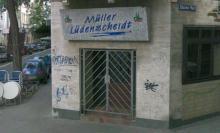 Das Müller-Lüdenscheidt auf der Zülpicher Straße. (Foto: Google Streetview)