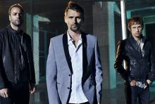 Muse, das sind Christopher Wolstenholme, Matthew Bellamy und Dominic Howard (v.l.n.r.). (Foto: Warner Music)