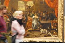 Kunst bis in die frühen Morgenstunden bei der Museumsnacht