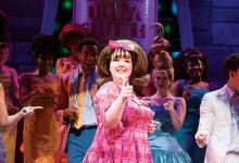 """Hairspray"" - The Musical mit Marissa Jaret Winokur (Bild: www.hairspraythemusical.co.uk)"