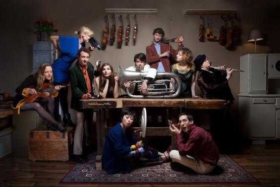 """Das """"Ensemble Garage"""" interpretiert bekannte musikalische Gefühle auf eigene Art. (WDR-Funkhaus, 20 Uhr). Foto: privat"""