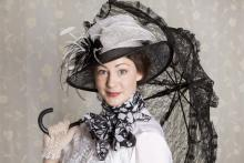 """Maria Mucha: als erste große Rolle gleich die Eliza in """"My Fair Lady"""". Foto: Kammeroper"""