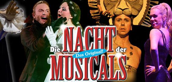 Nacht Der Musicals Köln