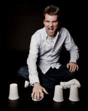 Christopher Köhler wurde durch seinen misslungenen Nageltrick bekannt.