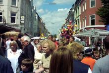 Verkaufsoffener Sonntag in Neuehrenfeld: Die Veranstalter hoffen wieder auf 50.000 Besucher (Foto: red)