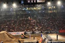Freestyle Motocross bei der Night of the Jumps (Foto:Bauersachs)