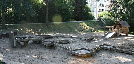 Wasserspielplatz Wiesbaden