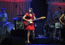 In ihrer Karriere hat Norah Jones 36 Millionen CD's verkauft und 10 Grammys erhalten. (Foto: ddp)