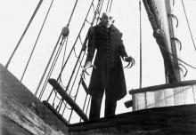"""Stummfilmklassiker: """"Nosferatur"""" von Wilhelm Murnau"""