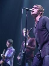 Oasis-Sänger Liam Gallagher: Prügelt sich gerne mit seinem Bruder (Foto: ddp)