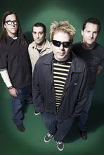 The Offspring: vier Mann machen mächtig Lärm.