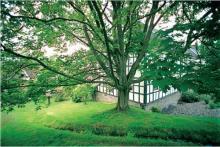 Das Gut Hungenbach beherbergt ein Freilichtmuseum.