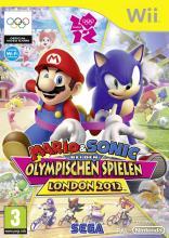 """Mario & Sonic bei den Olympischen Spielen: London 2012: """"Freundschaftsspiel"""" der Firmen Sega und Nintendo"""