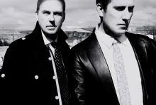 """Paul Humphreys und Andy McCluskey: OMD veröffentlichen nach 14 Jahren Schaffenspause im September mit """"History Of Modern"""" ein neues Album."""
