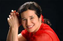 Die Kölner Pianistin Kimiko Ishizaka