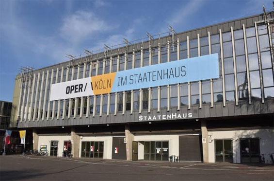 Staatenhaus Köln Oper