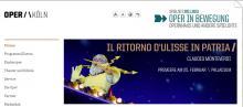 """Website der Kölner Oper mit """"Ulisses""""-Premiere"""