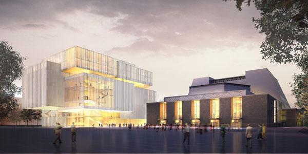 Architekten Köln wird das opernquartier doch billiger koeln de