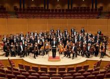 Das Gürzenich Orchester spielt ein Festkonzert zum 25. Jubiläum der Deutschen Aids-Stiftung