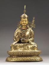 Padmasambhava Bhutan, 18. Jh. (Foto:Honolulu Academy of Arts)