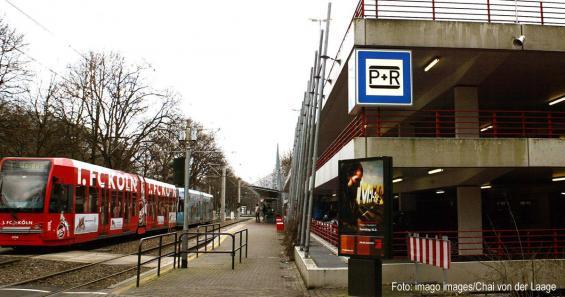 Park&Ride Köln