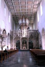 Altar und Orgel (Foto: Marie Neuhalfen)