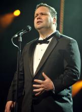 """Paul Potts gewann 2007 in der britischen Sendung """"Britain's Got Talent"""" (Archivfoto: ddp)"""