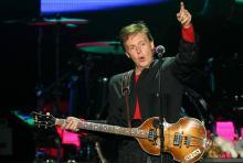 """Paul McCartney: kommt auf seine """"Good Evening Europe""""-Tour auch nach Köln. (Foto: ddp)"""