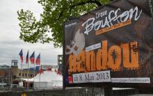 """Am 8. Mai geht's los: Dann sehen die Kölner die Show """"Nandou"""" zum ersten Mal. (Foto: Viola Niedenhoff)"""