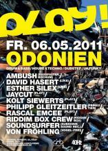 Der Flyer zur Party. (Quelle: www.facebook.com/playdnb)