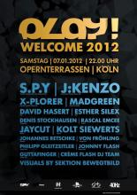 Der Flyer zur Party. (Quelle: facebook.com/playdnb)