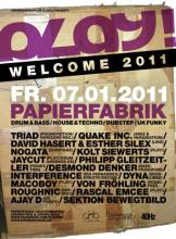 Play! Welcome 2011 (Bild: http://play.drumandbass.de)