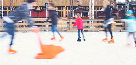 Eislaufen Köln