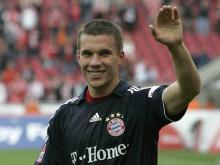 Hat in Köln viele Freunde: Liebling der Geißbockfans Lukas Podolski. (Foto: ddp)
