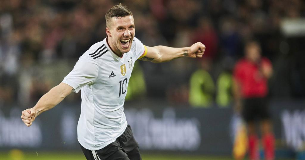 Poldi Macht Das Tor Des Jahres Koelnde