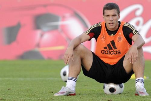 Lukas Podolski Wechsel