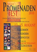Das Promenadenfest bietet ein vielfältiges programm