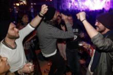 Die Aftershow-Party wird ab 24 Uhr im Sensor Club gefeiert. (Foto: dapd)