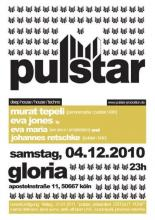 Der Flyer zur Party. (Quelle: www.facebook.com/ pulstarparty)